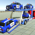 Police Car Transporter 3d: City Truck Driving Game 3.2 APK (MOD, Unlimited Money)