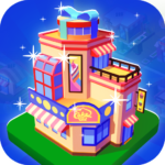 Shopping Mall Tycoon: Idle Supermarket Game 1.3.6 APK (MOD, Unlimited Money)