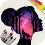 Silhouette Art  APK (MOD, Unlimited Money) 1.0.7
