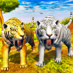 Virtual Tiger Family Simulator: Wild Tiger Games 1.5 APK (MOD, Unlimited Money)