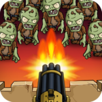 Zombie War Idle Defense Game  Zombie War Idle Defense Game   APK (MOD, Unlimited Money)
