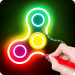 Draw Finger Spinner 1.1.5 APK (MOD, Unlimited Money)