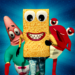 SPONGE FAMILY NEIGHBOR 2: SQUID ESCAPE 3D GAME 1.9 APK (MOD, Unlimited Money)