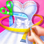 💒💍Wedding Dress Maker – Sweet Princess Shop 5.3.5038 APK (MOD, Unlimited Money)