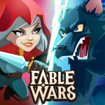 Fable Wars Epic Puzzle RPG  1.1.0 APK (MOD, Unlimited Money)