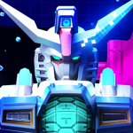 GUNDAM BATTLE GUNPLA WARFARE  2.04.01 APK (MOD, Unlimited Money)