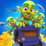 Gold and Goblins: Idle Merger  1.3.1 APK (MOD, Unlimited Money)