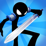 Idle Stickman Heroes: Monster Age  Idle Stickman Heroes: Monster Age   APK (MOD, Unlimited Money)