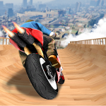 Impossible Mega Ramp Bike stunts: Bike Stunt Games  1.40 APK (MOD, Unlimited Money)