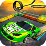 Impossible Car Stunt Games: Extreme Racing Tracks  3.0 APK (MOD, Unlimited Money)