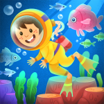 Kiddos under the Sea : Fun Early Learning Games 1.0.3 APK (MOD, Unlimited Money)