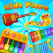 Kids Piano: Animal Sounds & musical Instruments 1.0.3 APK (MOD, Unlimited Money)