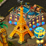 Magica Travel Agency: Match 3 Games, Jigsaw Puzzle 1.3.3 APK (MOD, Unlimited Money)