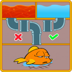 Save Fish – Block Puzzle Aquarium 30.0 APK (MOD, Unlimited Money)