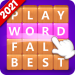 Word Fall – Brain training search word puzzle game 3.1.3 APK (MOD, Unlimited Money)