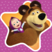 Masha and the Bear – Game zone 2.6 APK (MOD, Unlimited Money)