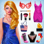Fashion Games – Dress up Games, Free Makeup Games 1.7 APK (MOD, Unlimited Money)