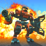 Robots VS Tanks: 5v5 Tactical Multiplayer Battles  2.72.5 APK (MOD, Unlimited Money)