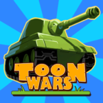Toon Wars Awesome PvP Tank Games 3.62.5 APK (MOD, Unlimited Money)