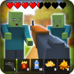 Zombie Craft Survival 3D: Free Shooting Game 45 APK (MOD, Unlimited Money)
