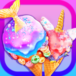 Cooking Games – Unicorn Chef Mermaid for Girls 2.6 APK (MOD, Unlimited Money)