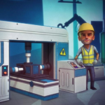 Factory Tycoon : Idle Clicker Game 0.6 APK (MOD, Unlimited Money)