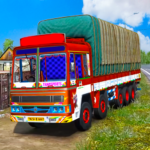 Indian Truck Simulator 2021: New Lorry Truck Games 1.6 APK (MOD, Unlimited Money)