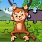 Kids Puzzles 😄 Jigsaw puzzles for kids & toddlers 1.0.9 APK (MOD, Unlimited Money)