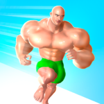 Muscle Rush – Smash Running Game 1.1.0 APK (MOD, Unlimited Money)
