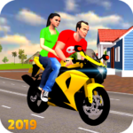 Offroad Bike Taxi Driver: Motorcycle Cab Rider 3.2.1 APK (MOD, Unlimited Money)