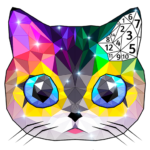 Polyart Coloring by Numbers 3.1 APK (MOD, Unlimited Money)