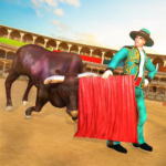 Angry Bull Attack Wild Hunt Simulator 1.4 APK (MOD, Unlimited Money)