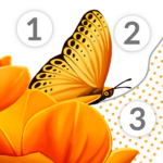 April Coloring Oil Painting & Color by Number 2.76.0 APK (MOD, Unlimited Money)