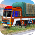 City Cargo Truck Driving 2021: Euro Truck Sim Varies with device APK (MOD, Unlimited Money)