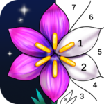 Coloring – color by number 1.1.7 APK (MOD, Unlimited Money)