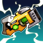 Cyber War zombie idle, tower defense games 2.0.0 APK (MOD, Unlimited Money)