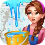 House Design: Home Cleaning & Renovation For Girls 1.0.7 APK (MOD, Unlimited Money)