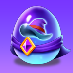 Merge Witches merge&match to discover calm life 2.11.0 APK (MOD, Unlimited Money)