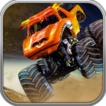 Monster Truck trials off-road Drive Free Game 2020 1.3 APK (MOD, Unlimited Money)