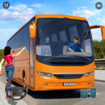 Real Bus Simulator Driving Games New Free 2021 2.3 APK (MOD, Unlimited Money)