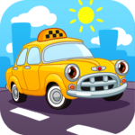 Taxi for kids 1.0.5 APK (MOD, Unlimited Money)