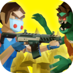 Two Guys & Zombies 3D: Online game with friends 0.24 APK (MOD, Unlimited Money)