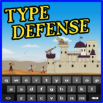 Type Defense Typing and Writing Game 1.05 APK (MOD, Unlimited Money)