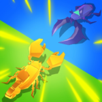 Clash of Bugs: Epic Casual Bug & Animal Art Games 0.0.5 APK (MOD, Unlimited Money)