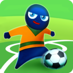 FootLOL: Crazy Soccer Free! Action Football game 1.0.12 APK (MOD, Unlimited Money)