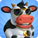Idle Cow Clicker Games: Idle Tycoon Games Offline 3.1.4 APK (MOD, Unlimited Money)