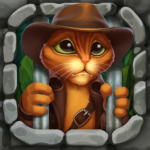 Indy Cat 2: Match 3 free game – jigsaw, puzzles 1.1 APK (MOD, Unlimited Money)