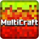 MultiCraft Pocket Edition : Crafting and Miner 8.2 APK (MOD, Unlimited Money)