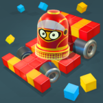 Pixel Car Racer Real Voxel & Blocky Cars Racing 1.1.9 APK (MOD, Unlimited Money)