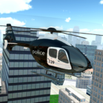 Police Helicopter City Flying 1.2 APK (MOD, Unlimited Money)